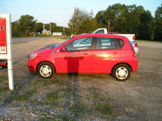 2010 Chevy Aveo 5 Crabtree Auto Sales Llc